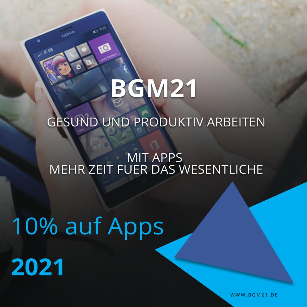 Digitalisierung mit Apps macht Prozesse und Abläufe effizienter, ermöglicht bessere Leistungen und stärkt die Umsetzung von Maßnahmen im Unternehmen.